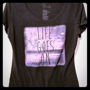 Life Goes On Empyre Tee